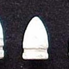 7 US Cavalry Bullets