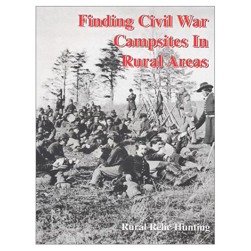 Finding Civil War Campsites in Rural Areas (Priority Mail Incl)