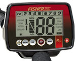 Fisher F-44 Ultimate Weatherproof Multi-Purpose Metal Detector