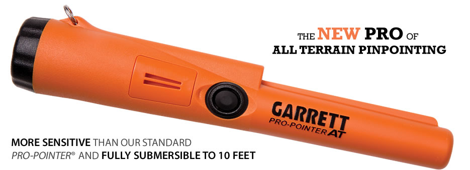 Garrett Pro Pointer AT: New!