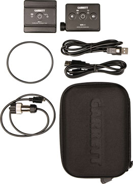 Garrett Z-Lynk Wireless System: 2-pin AT Headphone Kit PN: 16271