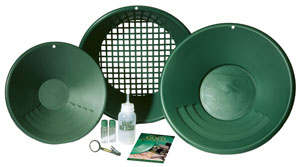 New: Garrett Gold Panning kit-Standard