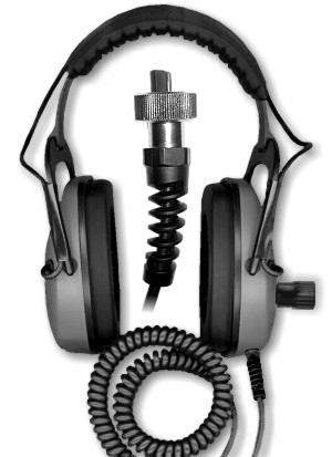 DetectorPro Amphibian headphones: Garrett AT Pro/Gold/Infinium/S - Click Image to Close