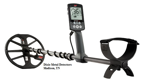 Minelab Equinox 600 with Multi-IQ