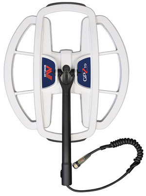 Minelab GPZ 19 coil for the GPZ 7000 Gold Detector