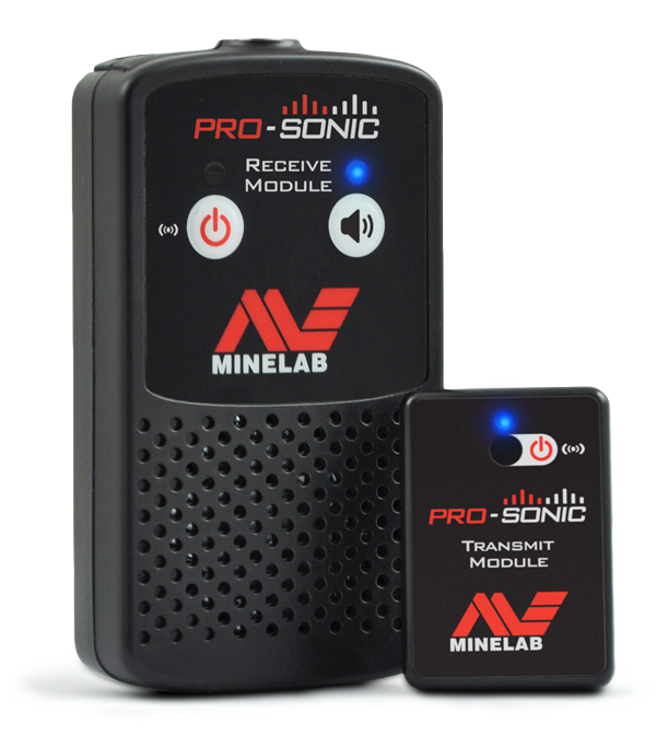 Minelab Pro Sonic Wireless Audio System