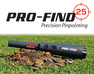 Pro-Find 25 Pin Pointer