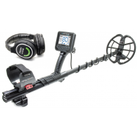 Nokta Anfibio Multi Waterproof Metal Detector + Wireless Phones
