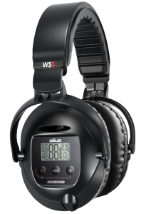 NEW! WS-5 Full Size wireless headphones for the XP DEUS!