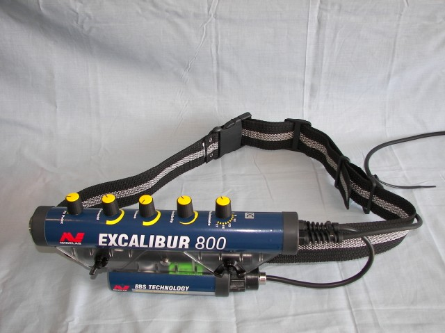 Hip Mount Kit - Excalibur Water Unit
