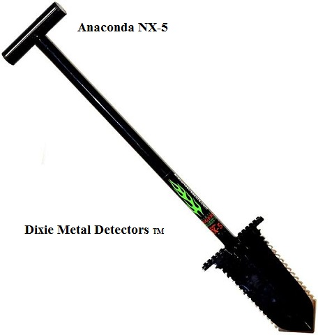 NX-5, 31 inch Anaconda Shovel by ATC