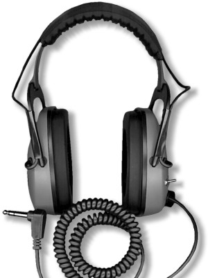 Original Gray Ghost Headphones