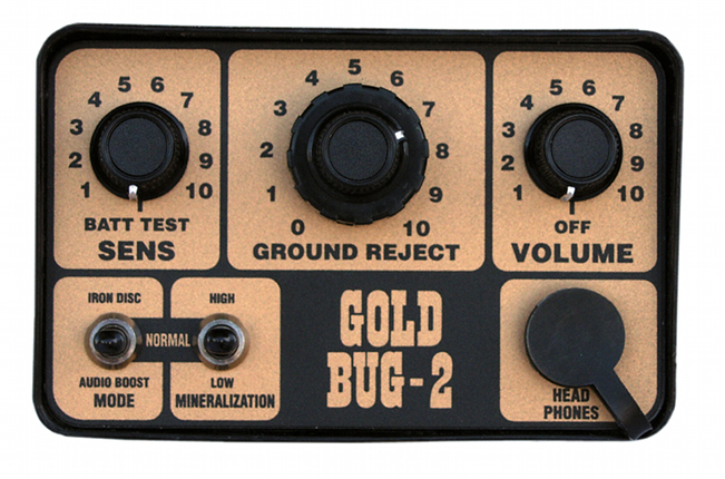 Gold Bug-2 Detector - Click Image to Close