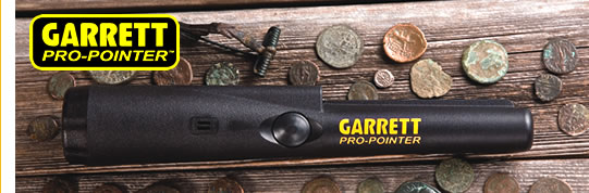 Garrett Pro-Pointer II (Stand alone Pin-pointer)