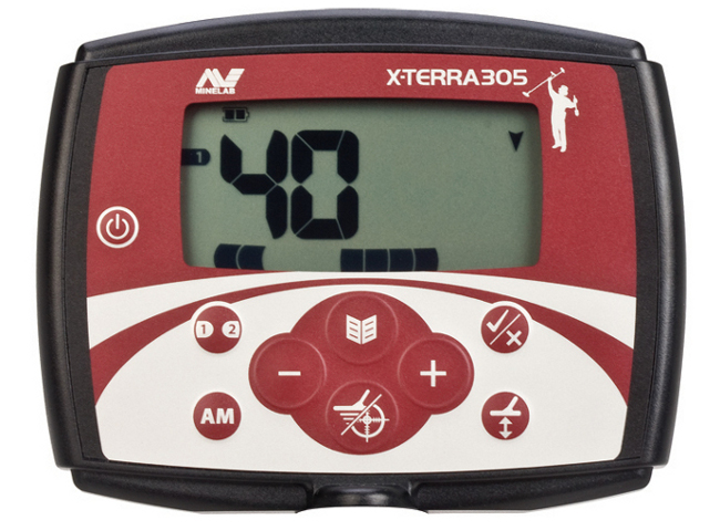 X-Terra 305 Detector - Click Image to Close
